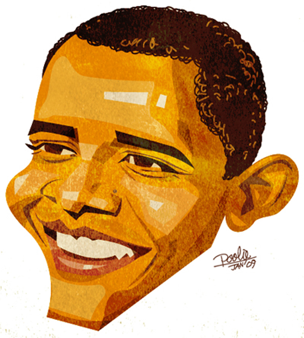 Barack Hussein Obama, Jr.