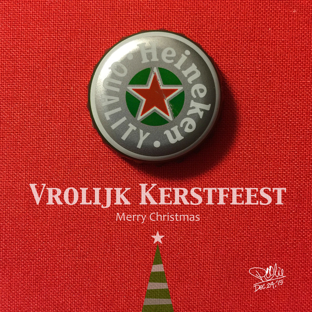 Heineken Xmas