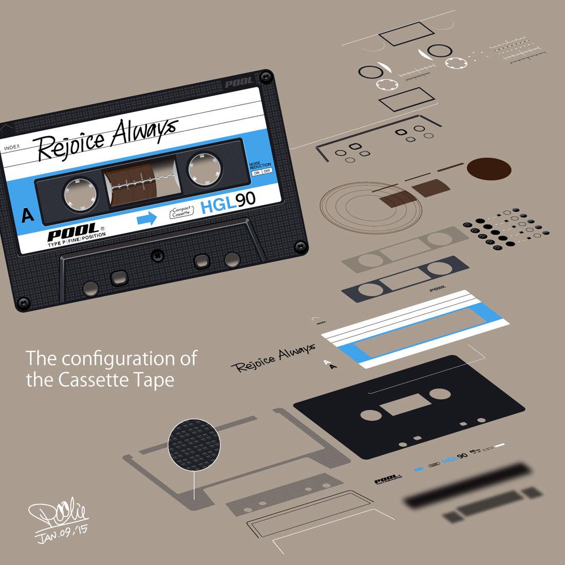 CassetteTapeParts